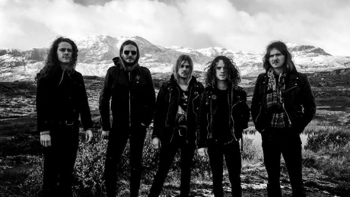 Demon Head announce new album 'Hellfire Ocean Void / Svart Records / Share new video for 'The Night Is Yours'