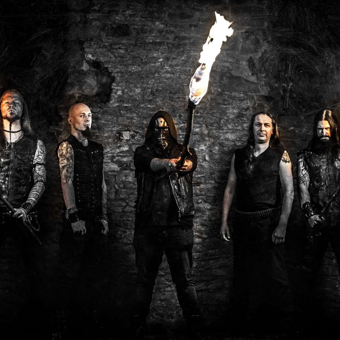 Master's Call premiere 'From Once Beneath The Cursed' music video