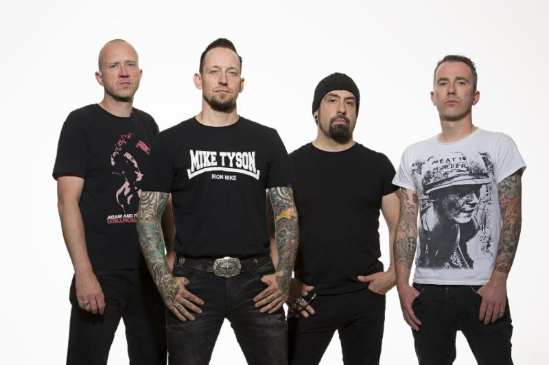 VOLBEAT SHARE NEW SONG 'PARASITE'  BAND WILL SPEND THE SUMMER ON THE KNOTFEST ROADSHOW, TOURING WITH SLIPKNOT, GOJIRA, & BEHEMOTH