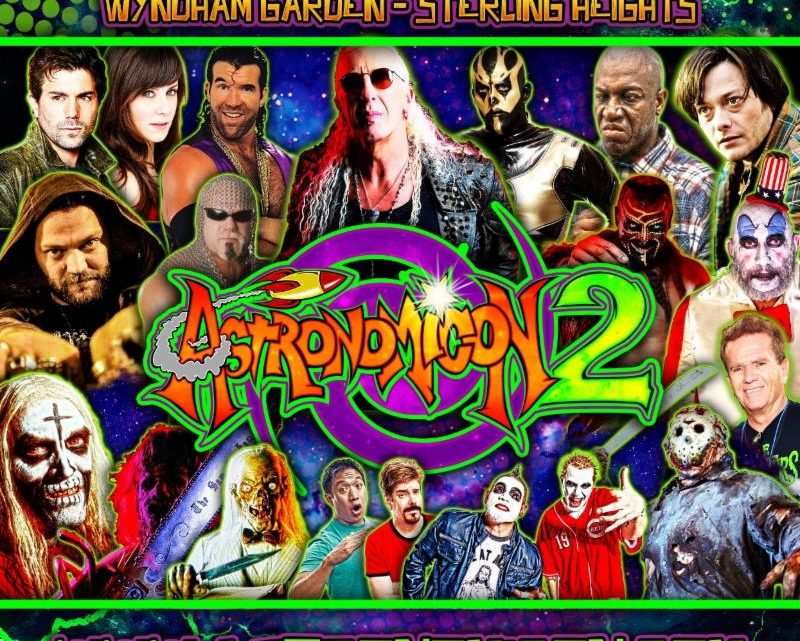 Dee Snider, Tiny Lister and Edward Furlong to Join Bam Margera and More at the Astronomicon 2 Pop Culture Convention!