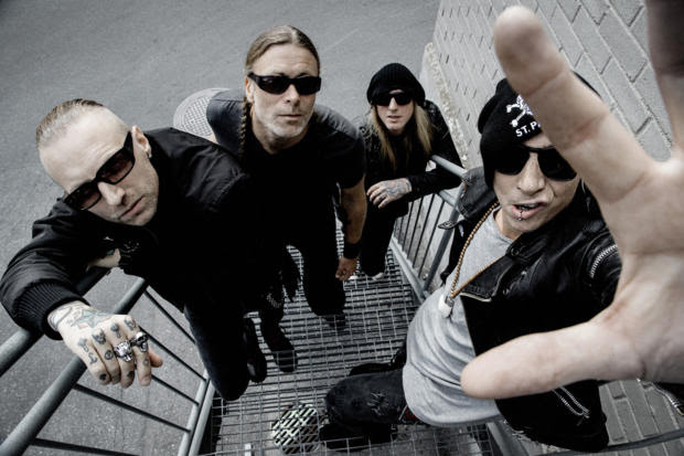 BACKYARD BABIES Release New Single and Video 'Good Morning Midnight'