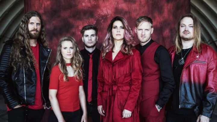 DELAIN share video for new song 'Masters Of Destiny'