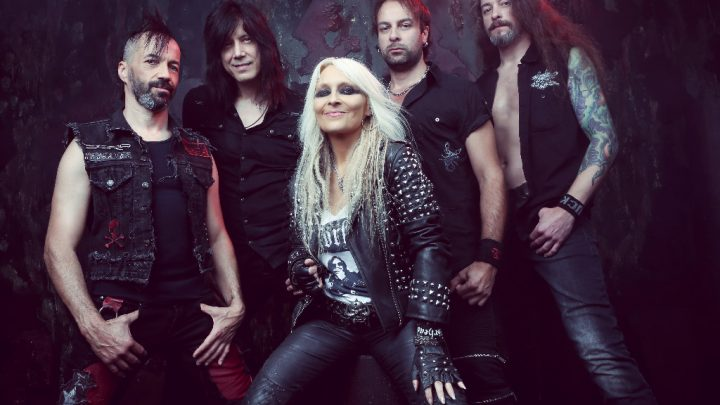 DORO TO RELEASE 'BACKSTAGE TO HEAVEN' EP ON 8TH MARCH + PRE ORDER AVAILABLE