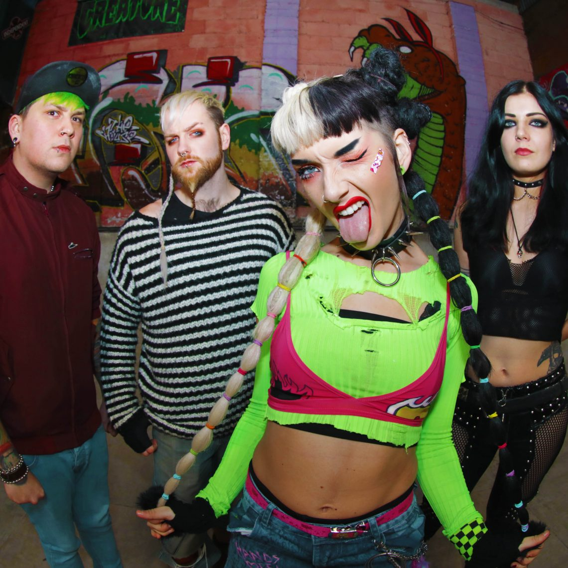 Hands Off Gretel – new video – Freaks Like Us