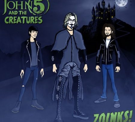 "JOHN 5 AND THE CREATURES Release ""Zoinks!"" Music Video + Upcoming Album and Music Video Details"