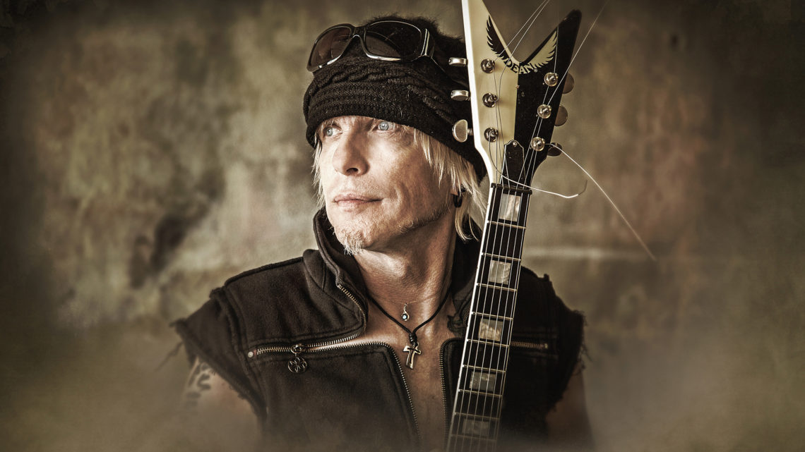 MICHAEL SCHENKER FEST | kick off recording process for new studio album!