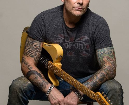 "Mike Tramp release new studio album ""Stray From The Flock"" in March."
