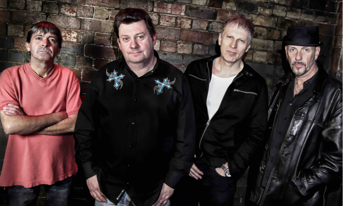 Stiff Little Fingers – UK Tour In March 2019 With Tradition St.Patrick's Day Show In Glasgow