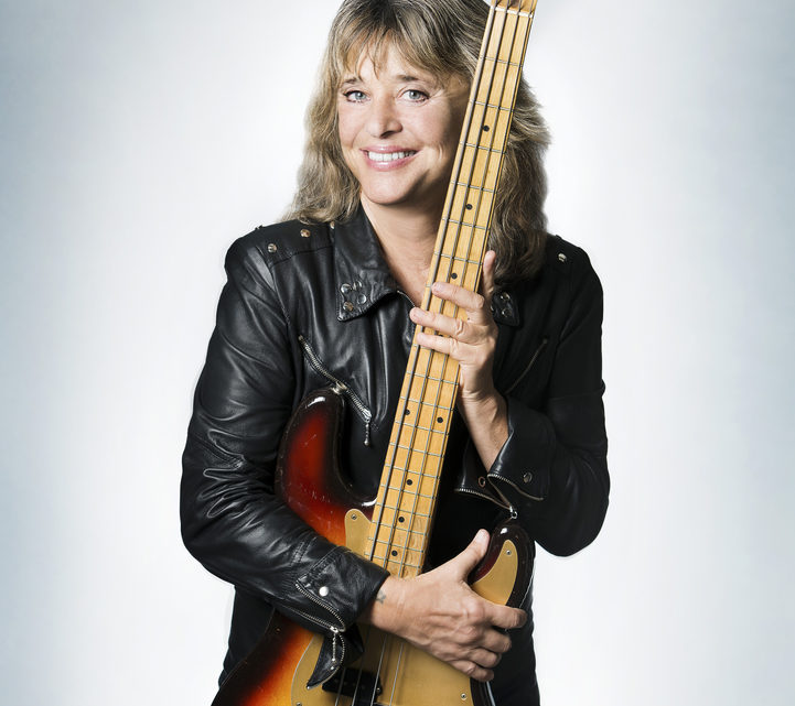 """SPV/Steamhammer signs worldwide contract with the """"Queen Of Rock N' Roll"""": SUZI QUATRO!"""