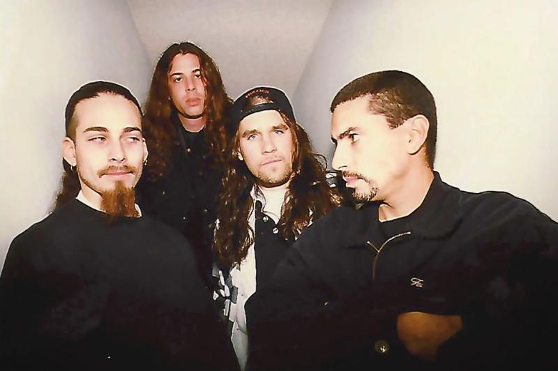 Former Machine Head/Vio-lence guitarist Phil Demmel reissues Torque's 1996 self-titled album with bonus tracks