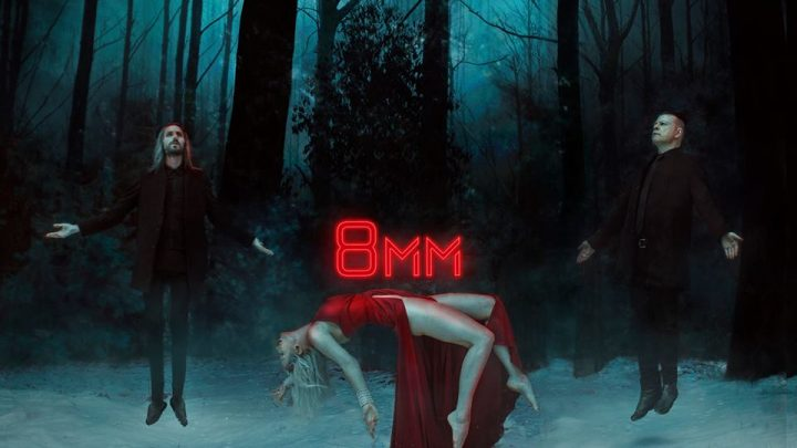"""8MM – """"Heart-Shaped Hell"""" EP"""