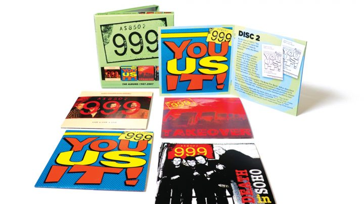 999: The Albums, 1987-2007, 4CD Clamshell Boxset