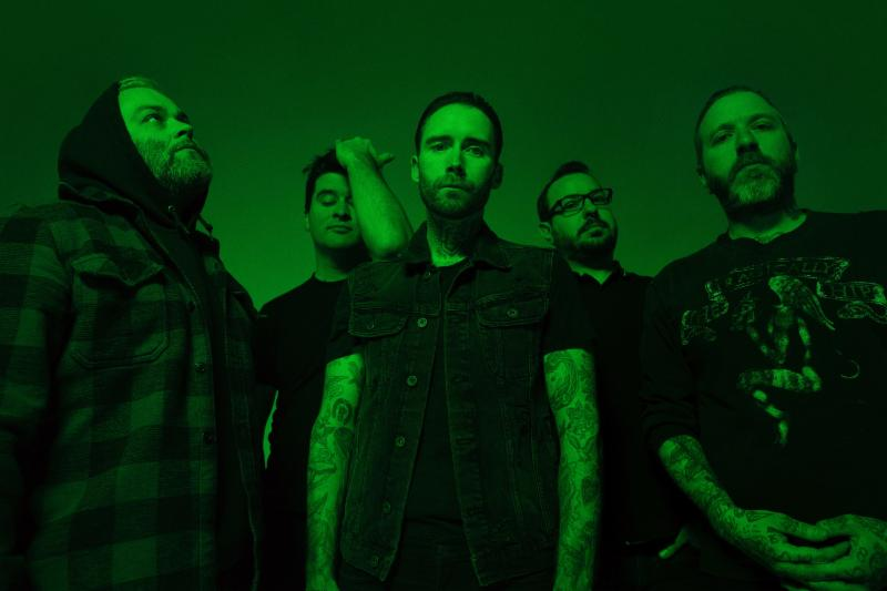 ALEXISONFIRE release first new music in 10 years, announce shows & live stream