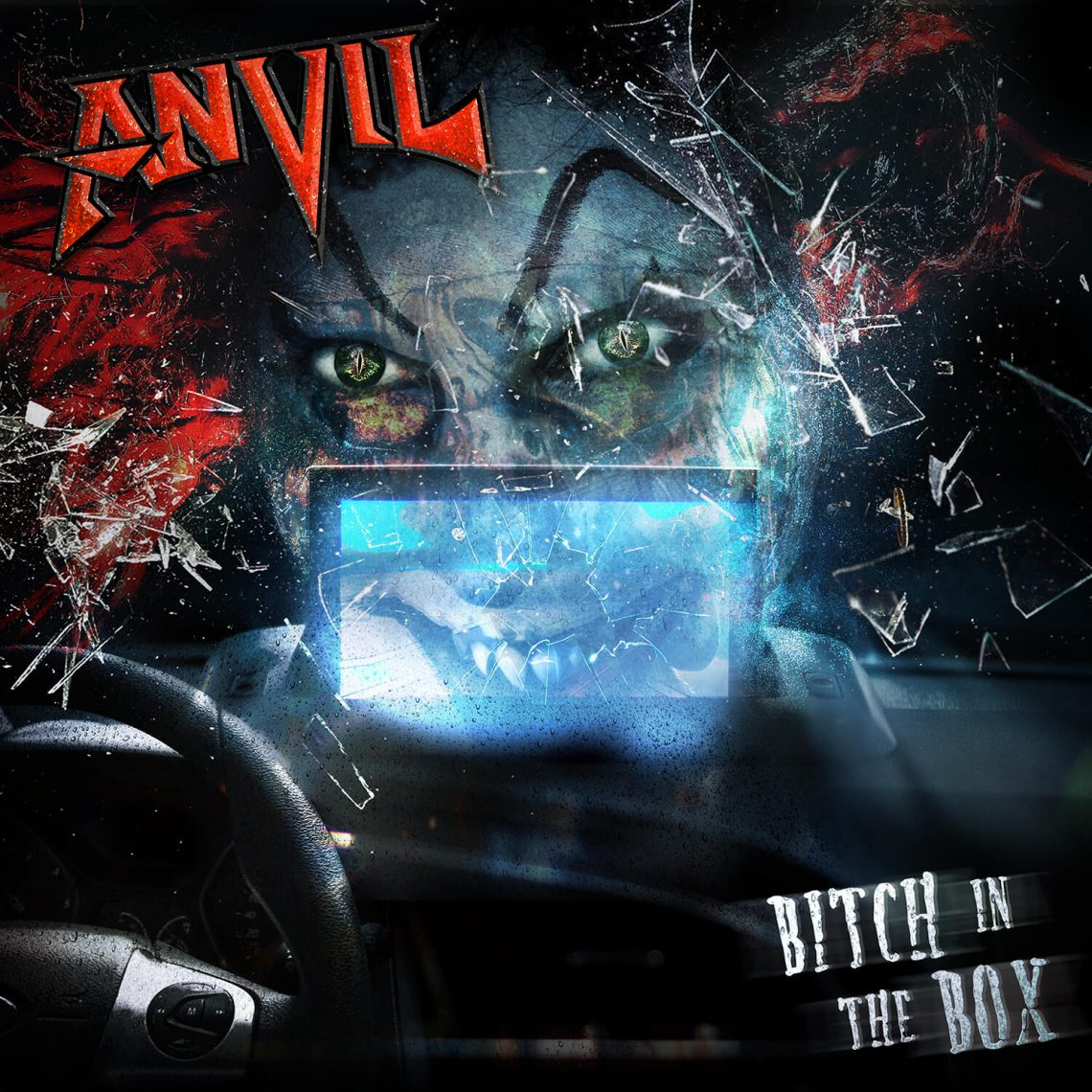 ANVIL release new single and video today!