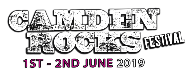 Camden Rocks Festival 2019 – Announces Sunday Headliner and 27 more bands