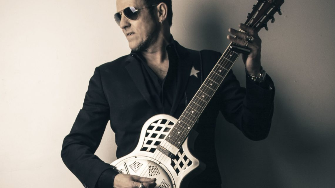 """Gary Hoey Collaborates With His Son On New Song """"Don't Come Crying"""""""