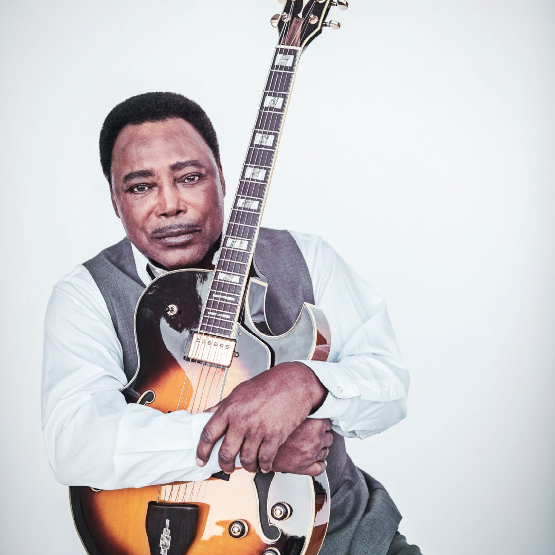 George Benson announces new album 'Walking To New Orleans'