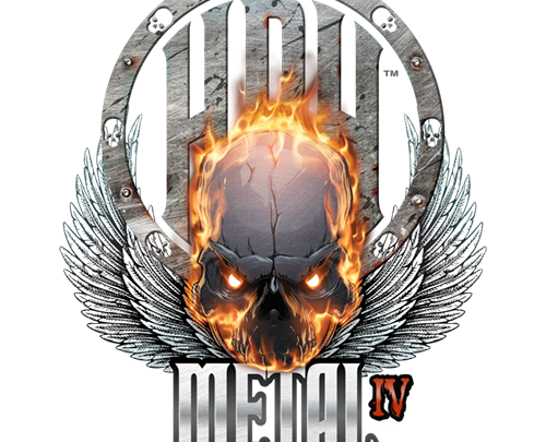 Equilibrium, Evil Scarecrow, Psychostick, Skiltron, Xentrix & 18 More Start Metal Movement for HRH Metal IV