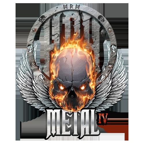Equilibrium, Evil Scarecrow, Psychostick, Skiltron, Xentrix & 18 More Start Metal Movement for HRH Metal IV