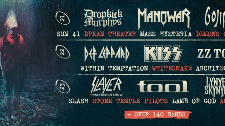Hellfest and Knotfest 2019