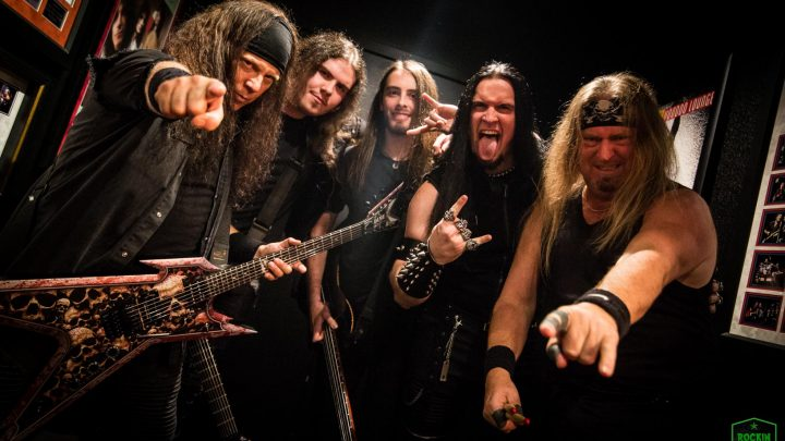 "VICIOUS RUMORS announce ""40th Anniversary Road Rage"" North American-Tour"" and ""30th Anniversary Digital Dictator"" European Tour!"