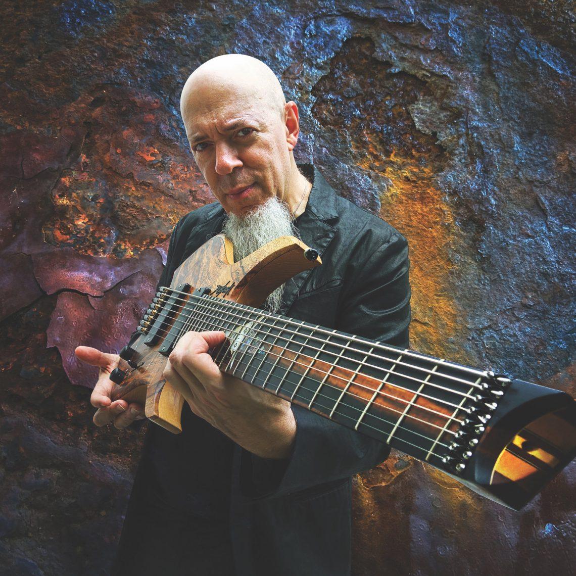 Dream Theater's Jordan Rudess Announces New Solo Album 'Wired For Madness'