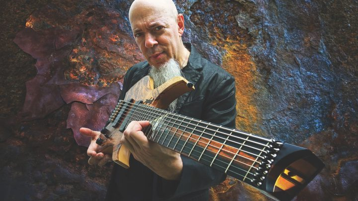 Dream Theater's Jordan Rudess Announces New Solo Album 'Wired For Madness'
