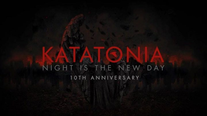 Katatonia celebrate 10th anniversary of Night Is The New Day with exclusive live shows + deluxe edition of album