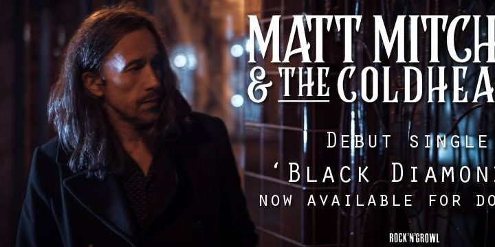 Matt Mitchell And The Cold Hearts – Self Titled Album Review