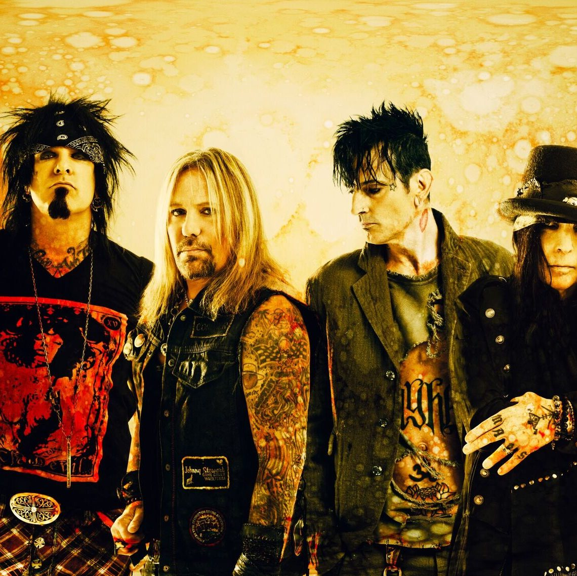 MOTLEY CRUE Dr. Feelgood 30th Anniversary