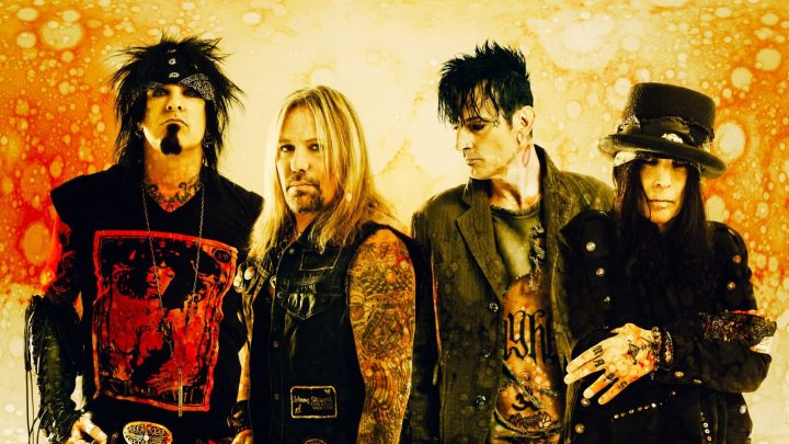 Mötley Crüe announce 'The Dirt Soundtrack' from upcoming Netflix film