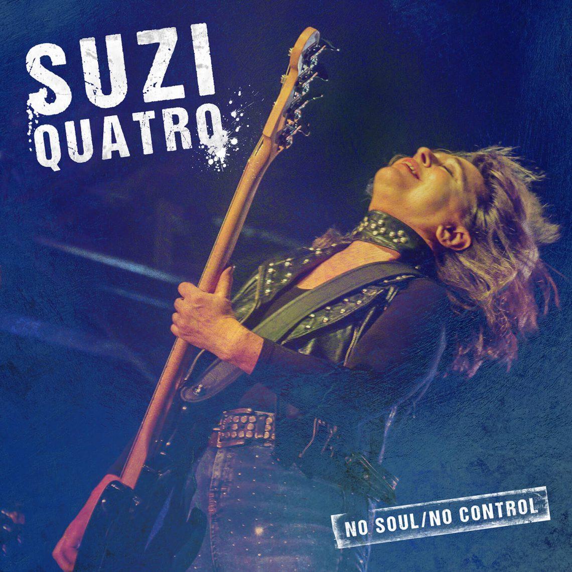SUZI QUATRO – new single & video released today!