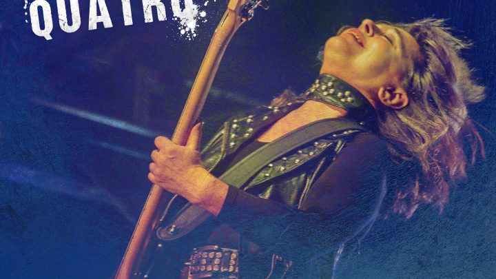 SUZI QUATRO – new single & video released today!