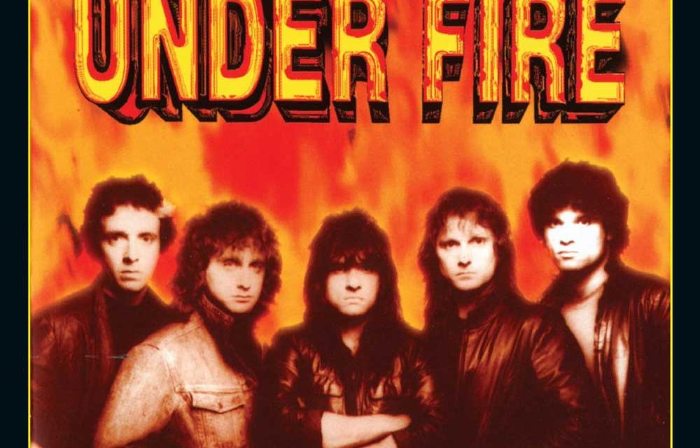 Under Fire: Under Fire, 2CD Expanded Edition