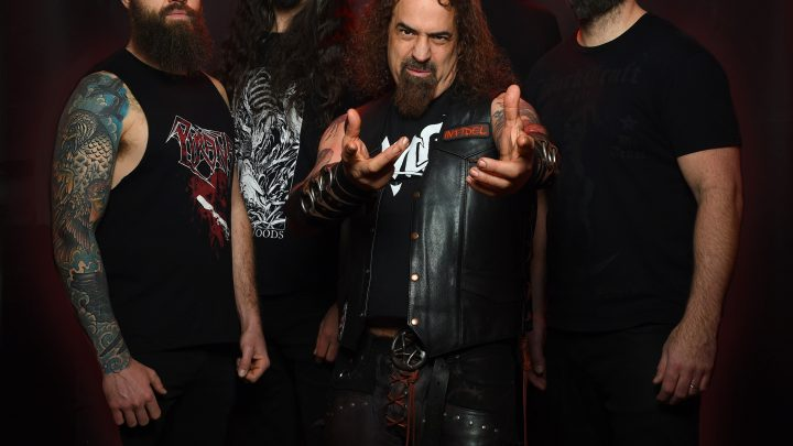Progressive Power Thrashers WEST OF HELL to Release 'Blood of the Infidel' April 1 / Canadian Tour Announced