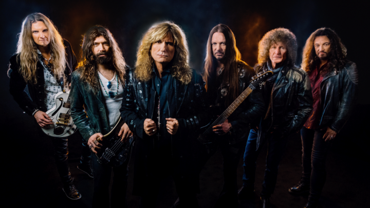 "WHITESNAKE – Announce New Album ""Flesh & Blood"" and Drop New Single ""Shut Up & Kiss Me"""
