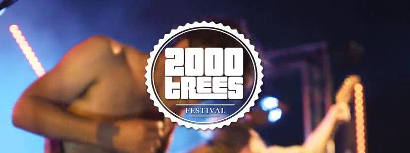 Wednesday early entry at 2000trees