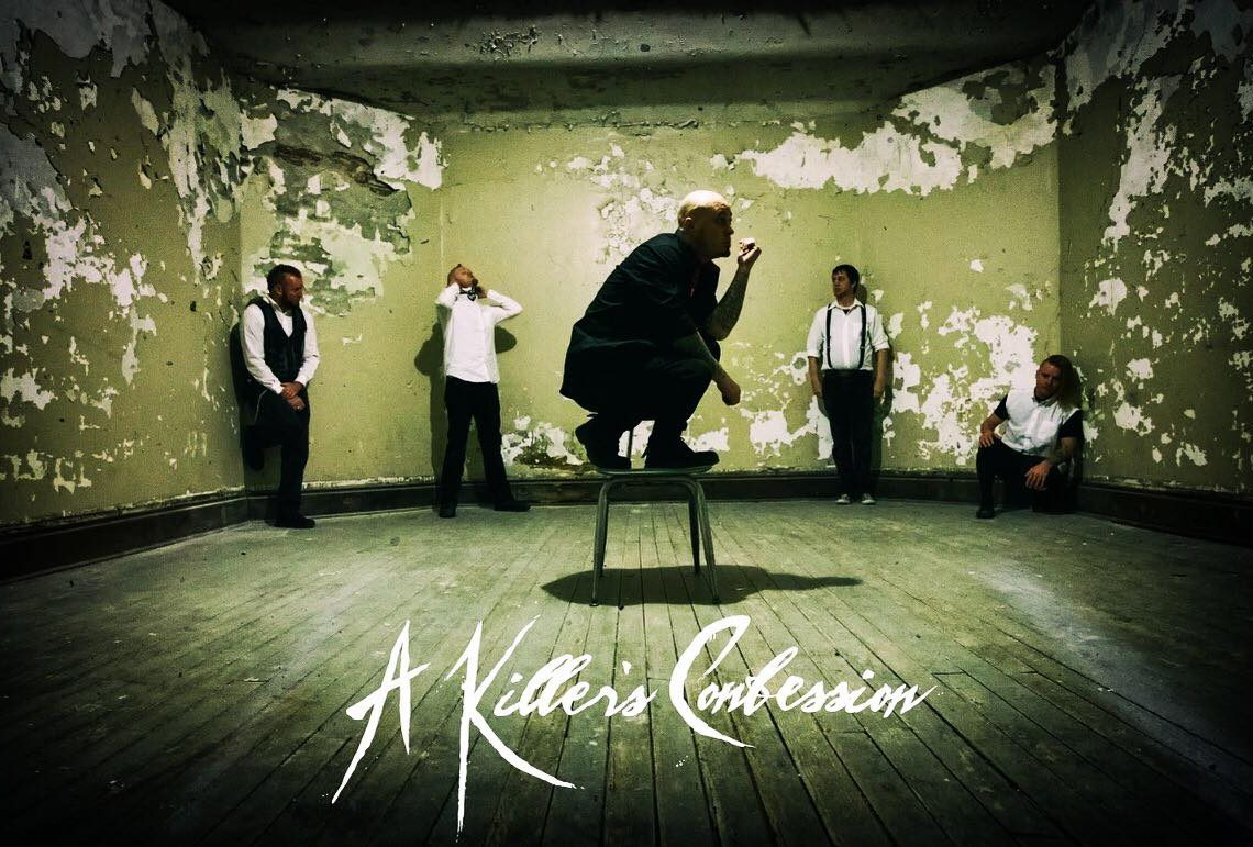 Waylon Reavis (ex-Mushroomhead) A Killer's Confession Interview