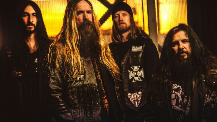 BLACK LABEL SOCIETY release 'Spoke In The Wheel' video