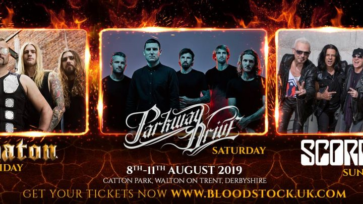 Eight more bands added to BLOODSTOCK 2019!