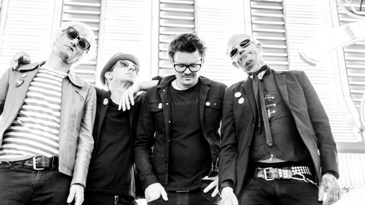 THE BRIEFS – 'PLATINUM RATS' – NEW ALBUM OUT APRIL 12TH ON DAMAGED GOODS RECORDS