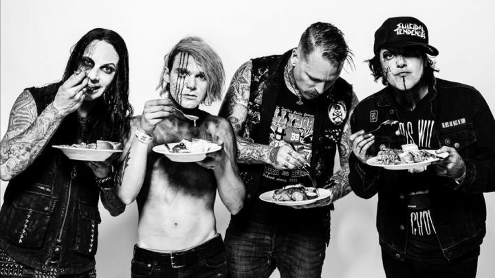 Combichrist – New Album: 'One Fire' Release Date: 7th June 2019