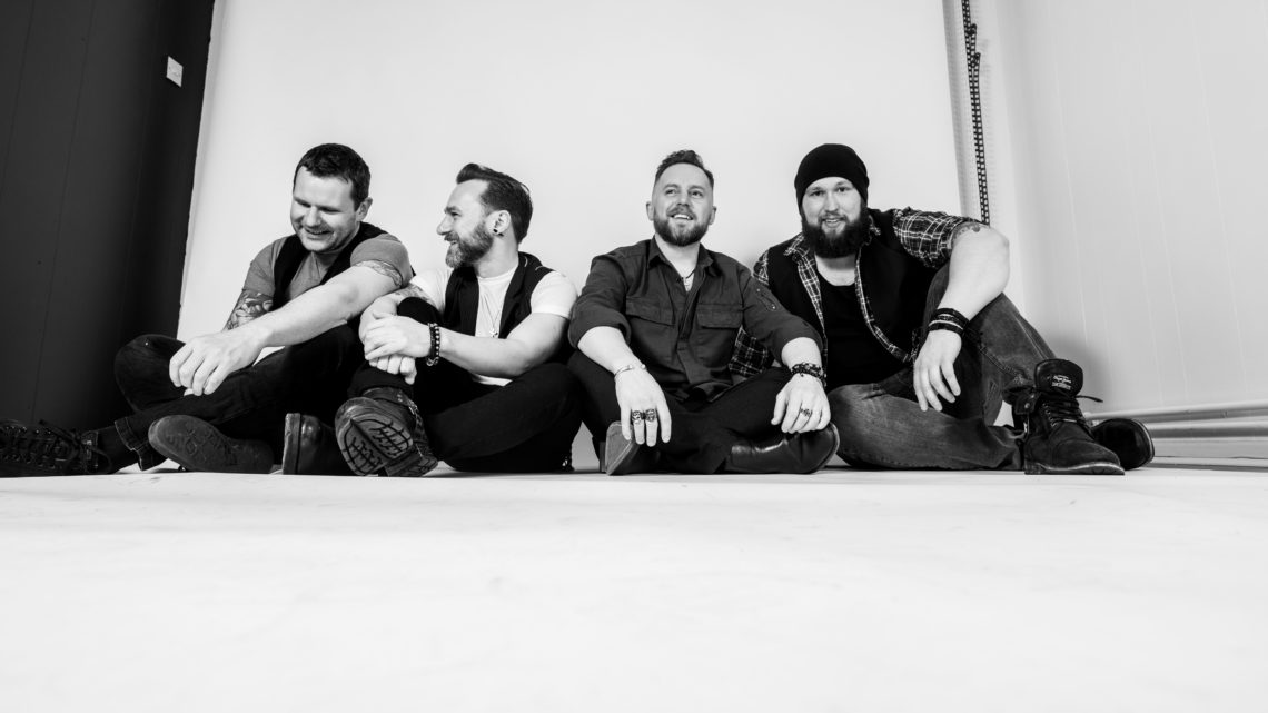 Belfast rockers Gasoline Outlaws return with the follow up to 2015's debut album 'No Rules, No Laws, No Regrets'… Introducing 'Light Up The World'