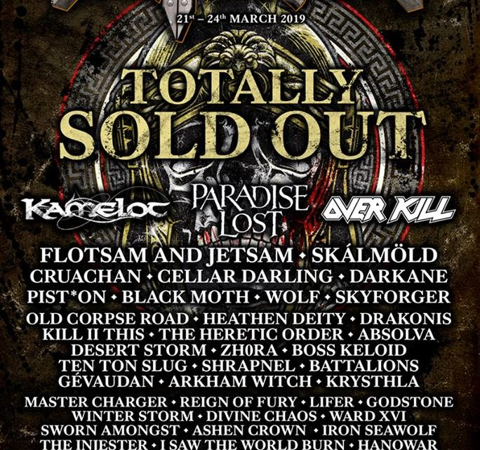 Final Lineup Revealed for Hammerfest XI – 6 New Bands Added