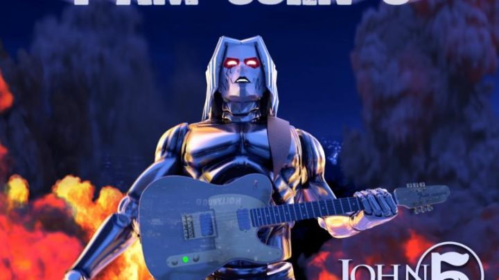 "JOHN 5 AND THE CREATURES Reveal New Music Video for  ""I Am John 5"", the Sequel to ""Zoinks!"""