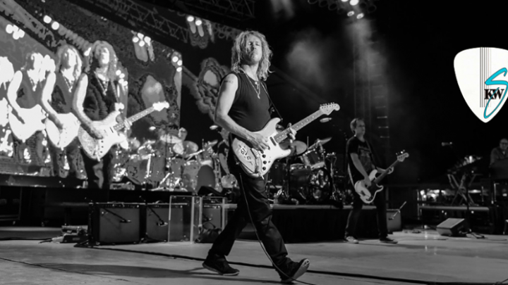 Kenny Wayne Shepherd Band Unveils New Song 'Tailwind'