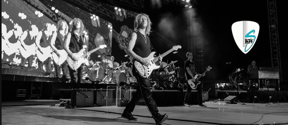 Kenny Wayne Shepherd Band Unveils New Song 'Tailwind'