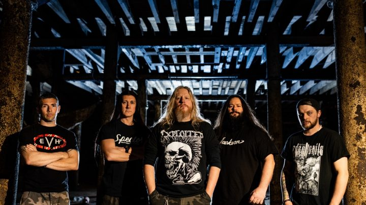 Bloodstock mainstage act Krysthla announce new album details