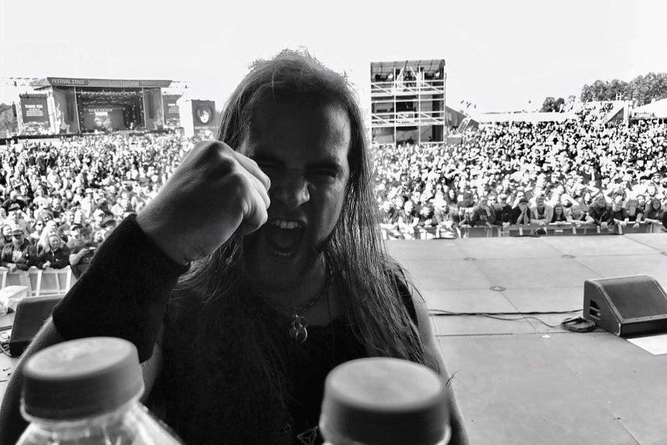 Luke Appleton (Iced Earth / Absolva) releases new video in preparation of full solo album