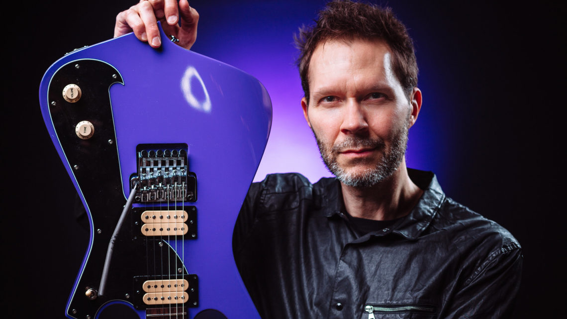 A Masterclass With Paul Gilbert -The Caves, Edinburgh, 1st April 2019